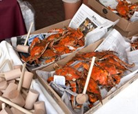 Craft Beer & Crab Festival in Cape May 2017