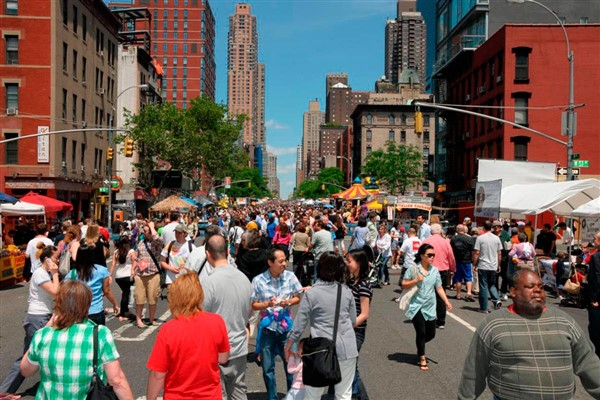 9th Ave International Food Festival- New York 2020