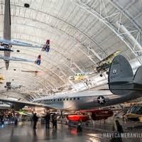 Udvar Hazy & Air & Space Museum, DC 2018