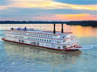 American Countess Steamboat Pitts-Louisville 2020