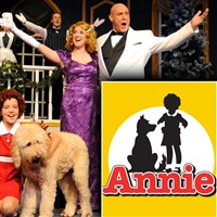 Annie At Dutch Apple Dinner Theatre 2019