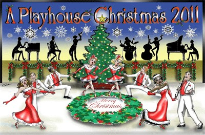 A Playhouse Christmas At Hunterdon Hills 2018