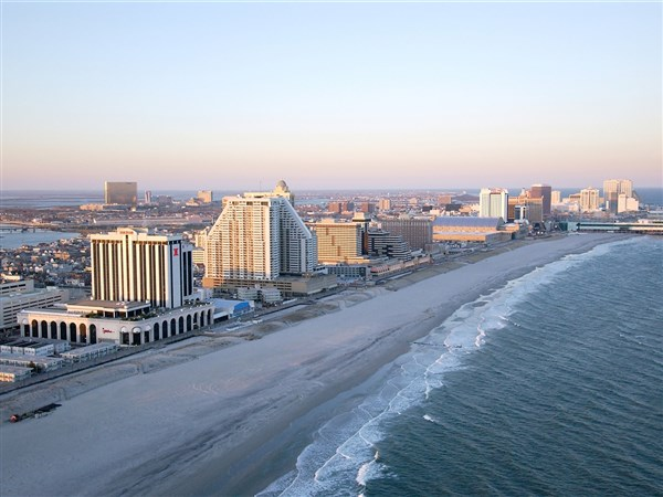 Atlantic City Or Towne of Historic Smithville