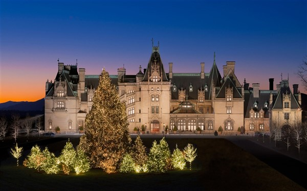 Christmas In The Smokies & Biltmore Estate 2019