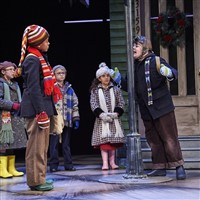 A Christmas Story-Toby's Dinner Theatre 2019