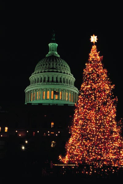 Christmas Time In Washington, DC 2019
