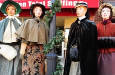 dickens of a christmas festival in wellsboro pa