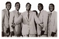 The Drifters At Dover Downs, DE 2020