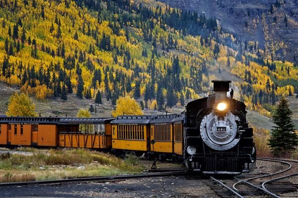 Durango Silverton Railroad