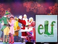 Elf At Toby's Dinner Theatre, MD 2020