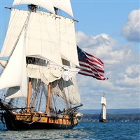 Tall Ships In Erie, PA And More - 2019