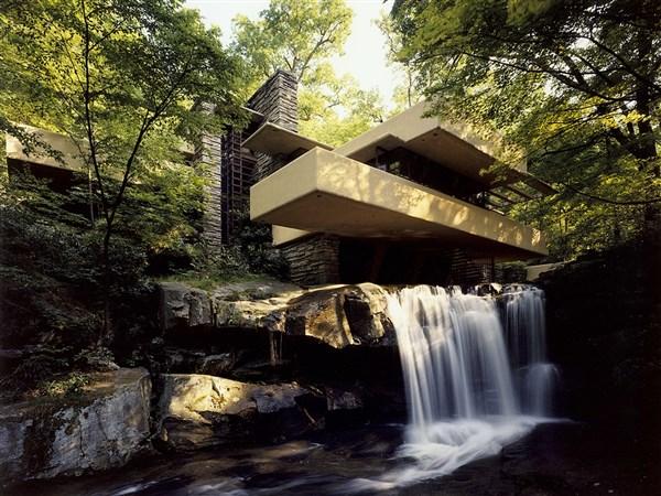 Kentuck Knob & Fallingwater 2017