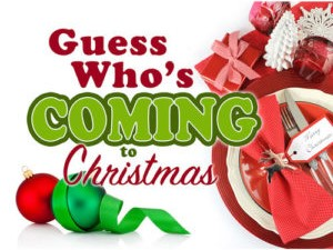 Guess Who's Coming to Christmas Rainbow 2017