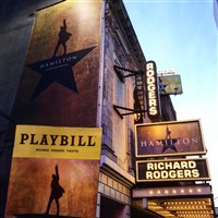 Hamilton On Broadway - New York, NY 2020