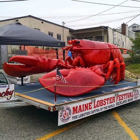 Maine Lobster Festival, ME 2018