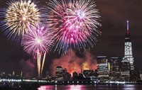 Macy's Fireworks - NY-Skyline Hotel Overnight 2020
