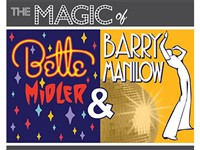 Bette Midler & Barry Manilow - Mt Airy Casino 2019