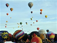 Albuquerque Balloon Festival 2017