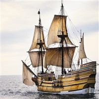 400th Anniversary of Mayflower II - Fall 2020