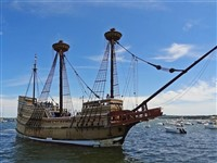 400th Anniv of Mayflower II- May 2020