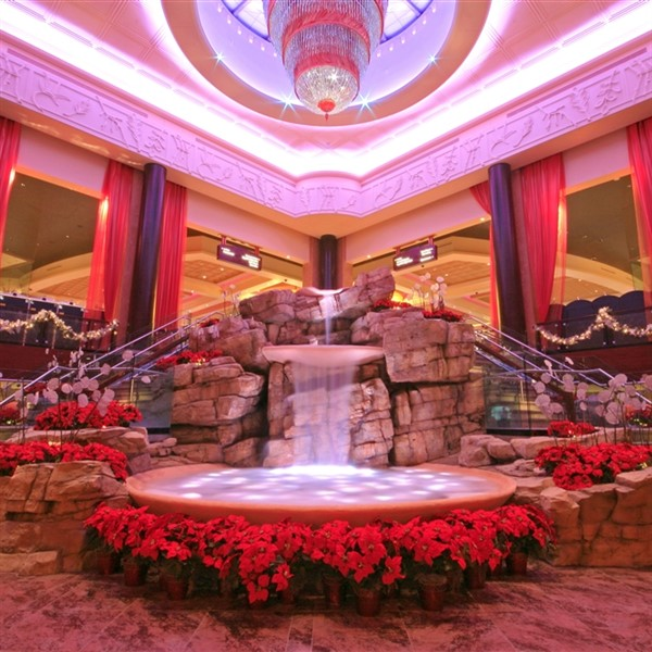Christmas Shopping Or Mt. Airy Casino 2018