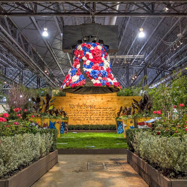 Wolf Bus Tours Philladelphia Flower Show