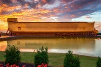 Ark Encounter & Creation Museum - Fall 2020