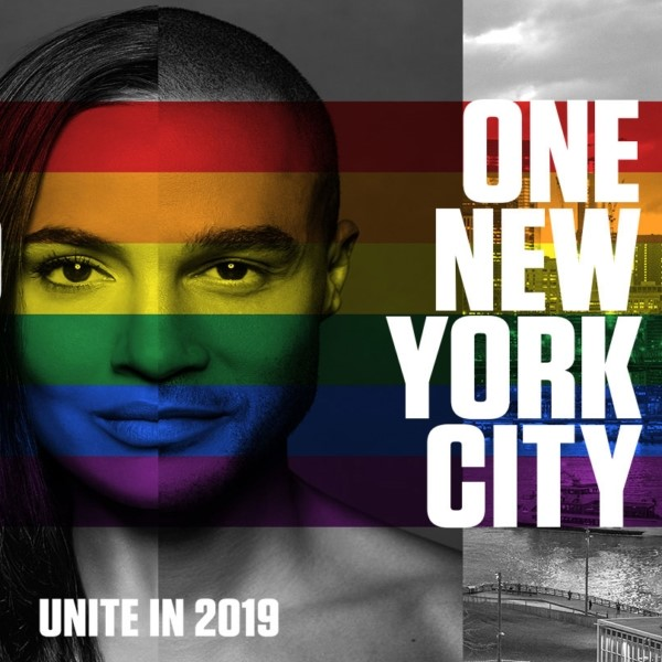World Pride 50th Anniv. March - New York 2019