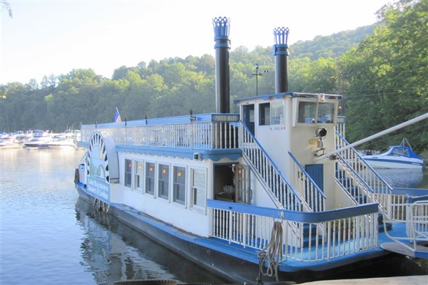 Lake Raystown Cruise & Trolley Museum 2017