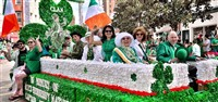 Southern Porches & St. Patrick's Day Parade 2021