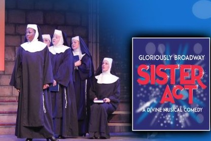 Sister Act -Dutch Apple Dinner Theatre 2018