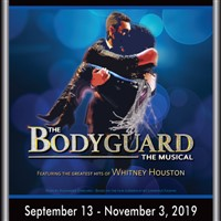 The Bodyguard At Toby's Dinner Theatre 2019
