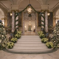Christmas Time At Newport Mansions 2018