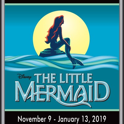 Little Mermaid - Toby's Dinner Theatre 2018