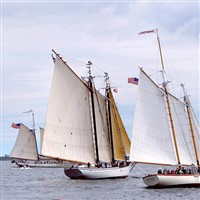 Southern Maine Windjammer Festival 2017