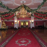 Christmas At The Greenbrier Resort, WV - 2021