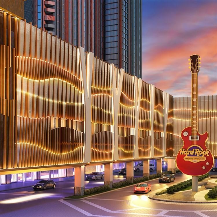 Hard Rock Casino Overnight -Atlantic City, NJ 2021
