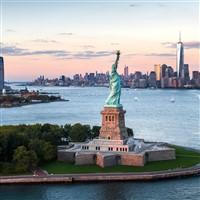 Ellis Island & Statue of Liberty, NJ - 2021