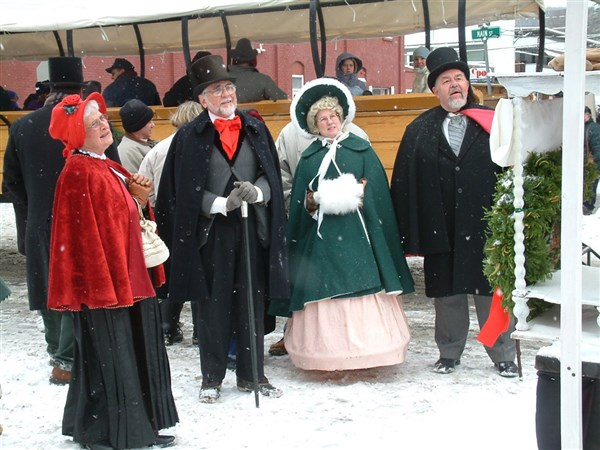 Dickens Christmas Festival In Wellsboro, PA 2021